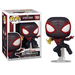 Funko Pop van Miles Morales (Classic Suit) uit Spider-Man 765