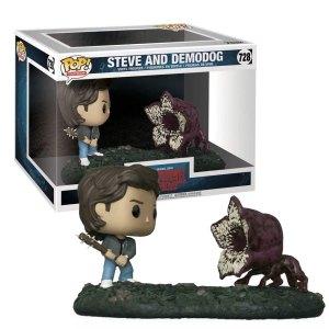 Funko Pop van Steve and Demodog uit Stranger Things 728