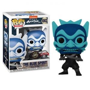 Funko Pop van The Blue Spirit uit Avatar the last Airbender 1002 Chase
