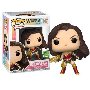Funko Pop van Wonder Woman uit DC WW84 347