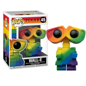 Funko Pop van Wall-E (Pride) van Disney Pixar 45