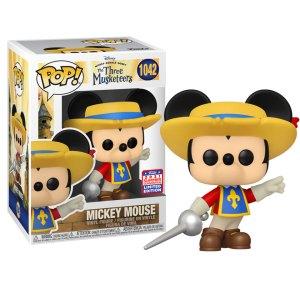 Funko Pop van Mickey Mouse uit Disney The Three Musketeers 1042