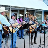 Emma Chase Music-Country-Folk-Bluegrass Night @ Prairie PastTimes/outside by Courthouse