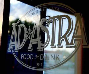 Live Music at Ad Astra @ Ad Astra Food & Drink