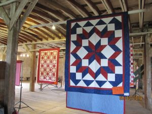 The Preserve's 16th Annual Labor Day Quilt Display Showcases COVID Quilts @ Tallgrass Prairie National Preserve