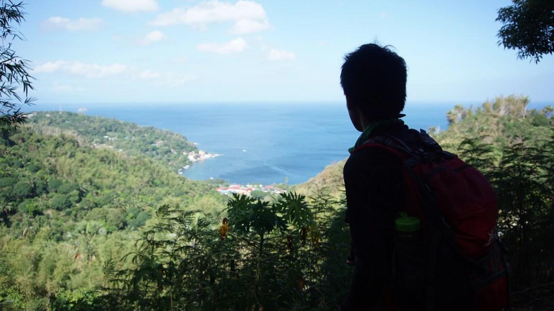 Mt. Gulugod Baboy - Mabini, Batangas