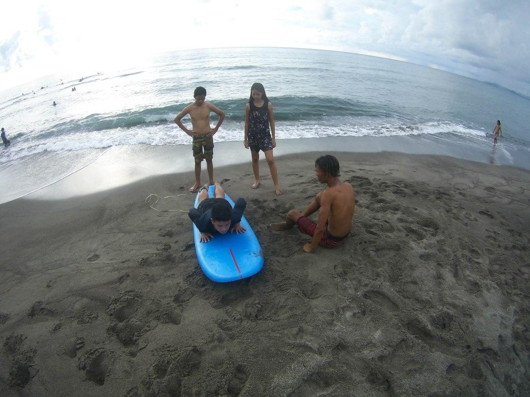 San Juan Surf Beach - La Union