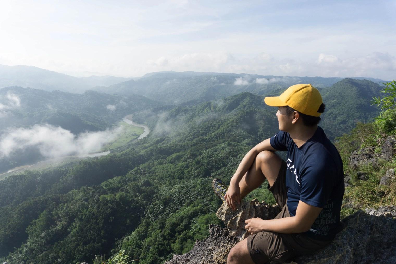 Mt. Binicayan and Carugo Falls- Rodriguez, Rizal