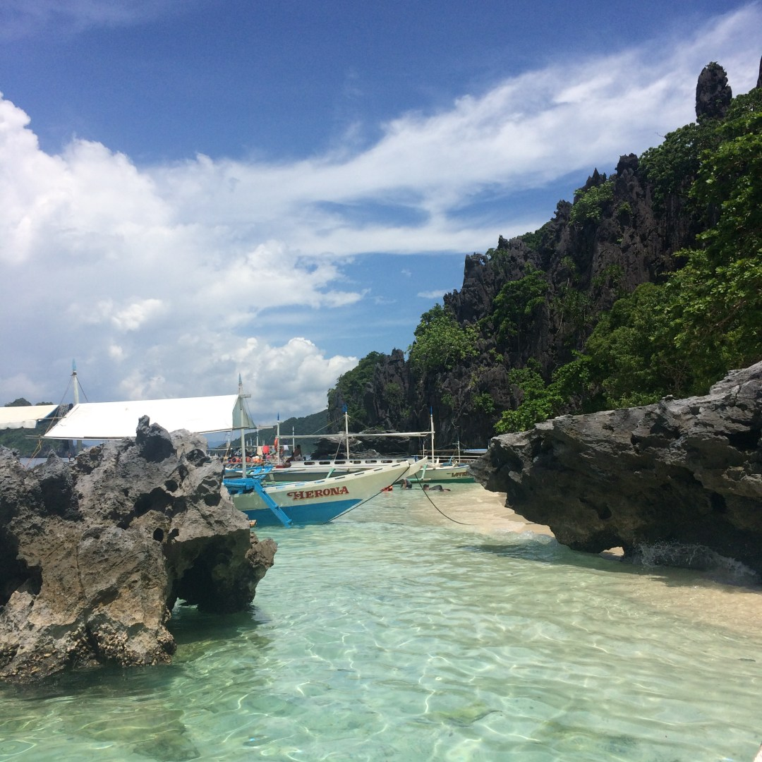 El Nido Day 1 - Tour A: Islands, Beaches and Lagoons
