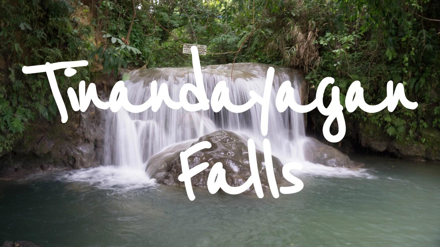 Tinandayagan Falls, Libmanan, Camarines Sur
