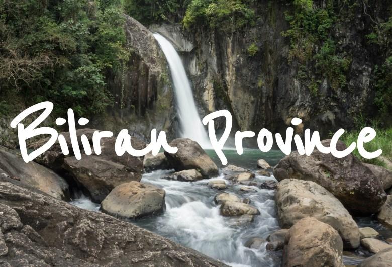 Biliran Province - Tinago Falls