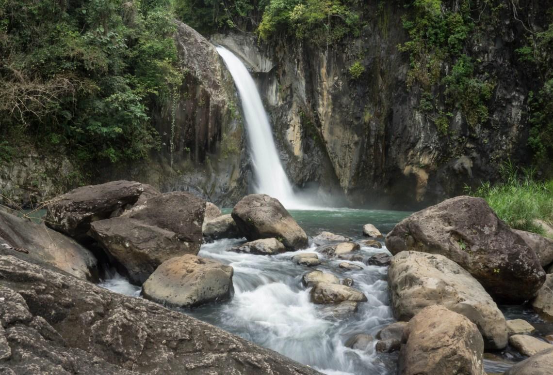 Tinago Falls - Biliran Province