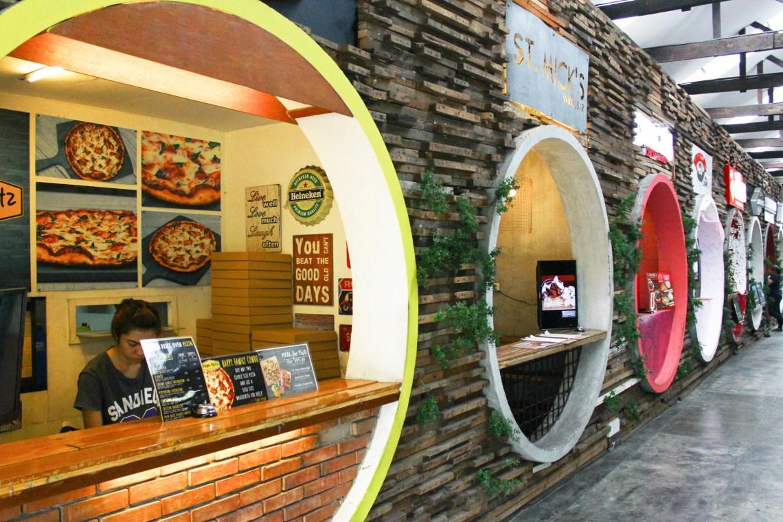 Grub Hub - Visayas Avenue (Food Park)