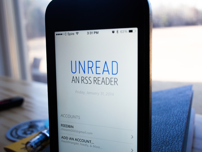 Unread for iPhone