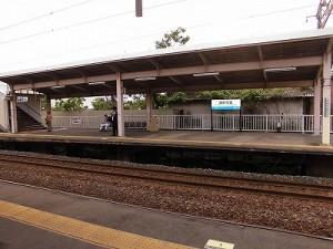 越前花堂駅を知っていますか。 北陸本線のホーム/どこまでもアマチュア