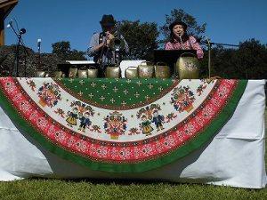 六呂師高原アルプス音楽祭2014 始まったアルプス音楽団のリハーサル/どこまでもアマチュア
