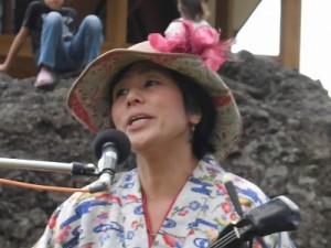 六呂師高原アルプス音楽祭2014 ふみんちゅさん本人です。/どこまでもアマチュア