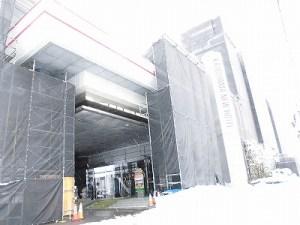 もう最高!クリスマスコンサート2014 in 勝山ニューホテル ホテルのエントランス/どこまでもアマチュア