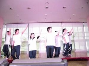 もう最高!クリスマスコンサート2014 in 勝山ニューホテル 躍動感ある奥越明成高校演劇部の演技/どこまでもアマチュア