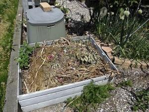 ミニミニ家庭菜園&ミニガーデニング 自家製腐葉土をつくる桝/どこまでもアマチュア