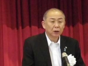 第30回大野市福祉ふれあいまつり 大野市長 岡田 高大氏/どこまでもアマチュア