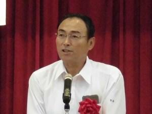 第30回大野市福祉ふれあいまつり 福井県議会議員 山岸 猛夫氏/どこまでもアマチュア