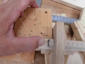 日曜大工自習教室~下手の横好き編~ ケビキの刃の位置を調整/どこまでもアマチュア