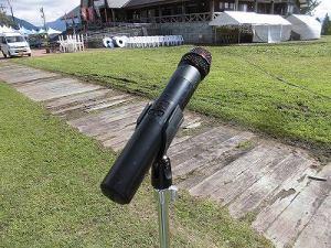 六呂師高原アルプス音楽祭2015 LINE6 XD-V30 Handheld/どこまでもアマチュア