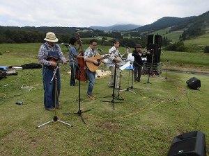 六呂師高原アルプス音楽祭2015 デッドストック/どこまでもアマチュア