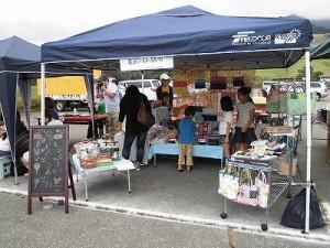 六呂師高原アルプス音楽祭2015 雑貨O-KA-SA-N/どこまでもアマチュア