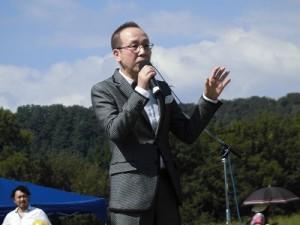 六呂師高原アルプス音楽祭2015 佐藤 仁美氏「北陸ブルース」/どこまでもアマチュア