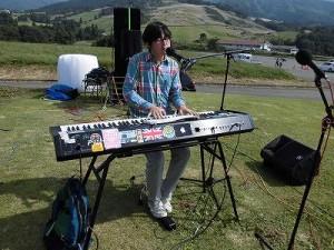 六呂師高原アルプス音楽祭2015 William/どこまでもアマチュア