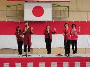 下庄地区敬老会 平蔵隊(ひらぐら~ず)/どこまでもアマチュア