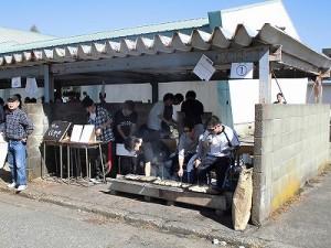 第51回福井高専祭 1 オレの串焼き!/どこまでもアマチュア