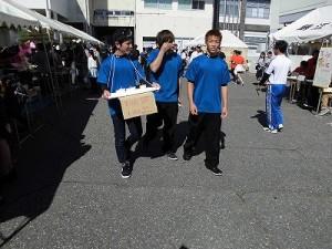 第51回福井高専祭 行商/どこまでもアマチュア