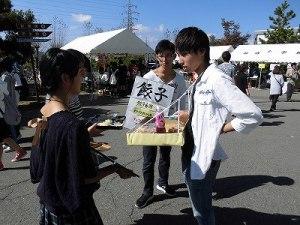 第51回福井高専祭 餃子の行商/どこまでもアマチュア