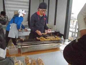 結の故郷 越前おおの 新そばまつり2015 里芋田楽/どこまでもアマチュア
