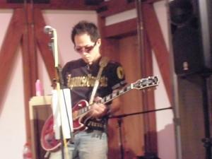 MARIA ライブ 2015 at 平蔵 リードギター タカ/どこまでもアマチュア