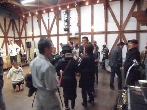 MARIA ライブ 2015 at 平蔵 終演時のお客さん/どこまでもアマチュア