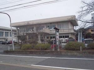 越前東郷駅を見てきました。 公共機関と思われる建物のそばにあった気になるもの/どこまでもアマチュア