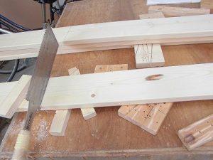 日曜大工教室~我流か自己流か編 天板の材料切り出し/どこまでもアマチュア