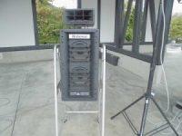 ナショナル15Wソノワイドスピーカー WS-3200