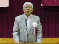 大野市身体障害者連合会 会長 砂子 三郎氏