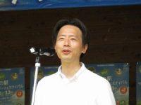 実行委員長 中村 圭吾(なかむら けいご)氏