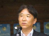 大野市企画総務部長 畑中 六太郎(はたなか ろくたろう)氏