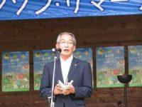 大野市議会副議長 永田 正幸(ながた まさゆき)氏