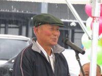 実行委員長 松田 由加津(まつた よしかつ)氏