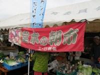 堂本の朝市
