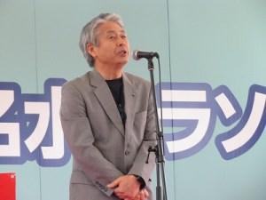 中日新聞社 福井支社長 伊藤 博道氏