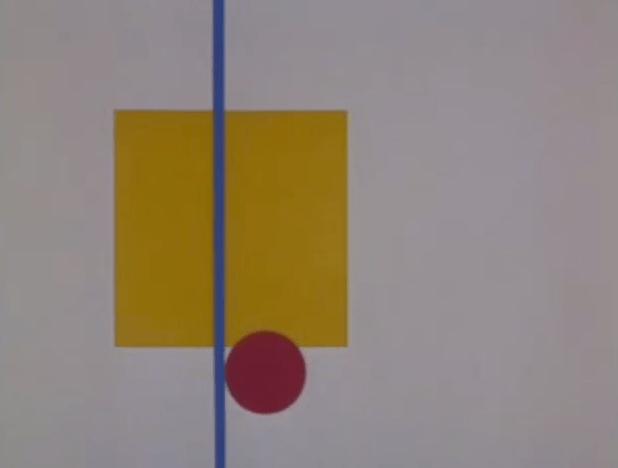 Screenshot from Dot and Line Cartoon